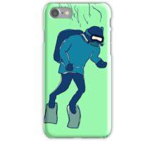 Scuba Guy iPhone Case/Skin