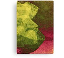 Cool, unique modern abstract painting art design Canvas Print