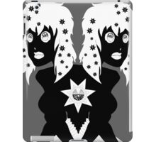 Double Split iPad Case/Skin