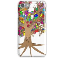 Birds of a feather stick together iPhone Case/Skin