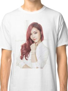 Red Hair Jessica Classic T-Shirt