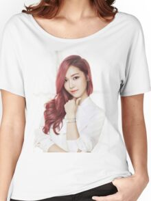 Red Hair Jessica Women's Relaxed Fit T-Shirt