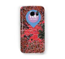 Boston  Massachusetts 1948, YOU ARE HERE Samsung Galaxy Case/Skin