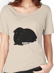 Furry Potato Women's Relaxed Fit T-Shirt