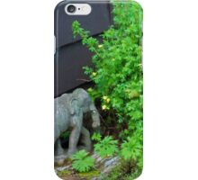 """Elephant"" - Digital Oil iPhone Case/Skin"