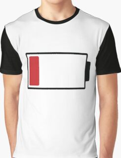Battery Graphic T-Shirt
