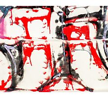 Graffiti 2 Photographic Print