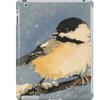 Solo Chick iPad Case/Skin