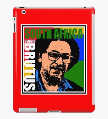 DENNIS BRUTUS iPad Case/Skin