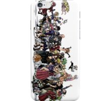 Fairy Tail Group iPhone Case/Skin