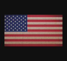American flag One Piece - Long Sleeve
