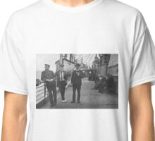 Docked at Port Adelaide 1907 Classic T-Shirt