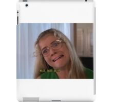 JAN BRADY  iPad Case/Skin