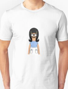 Grown Up Tina Belcher Unisex T-Shirt