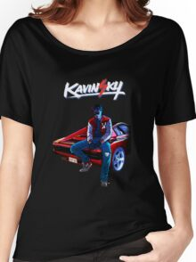 Kavinsky Women's Relaxed Fit T-Shirt