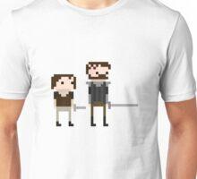Wolf and Dog Unisex T-Shirt