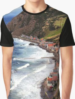 SCOTLAND CROVIE Graphic T-Shirt