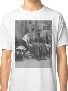 Washing Day c1897 Classic T-Shirt