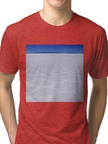 SALT FLATS Tri-blend T-Shirt
