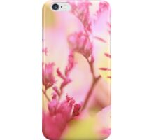 where the wildflowers are iPhone Case/Skin