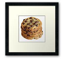 Cookies !! Framed Print