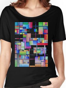 Interconnected Women's Relaxed Fit T-Shirt