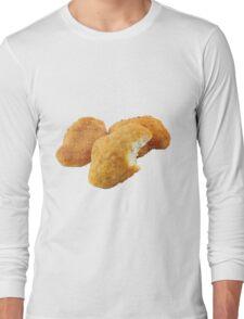 Chicken Nuggetz Long Sleeve T-Shirt