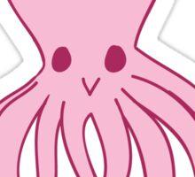 Love Octopus Sticker