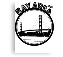 Bay Area  Canvas Print
