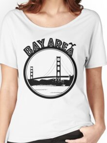 Bay Area  Women's Relaxed Fit T-Shirt