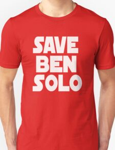 Save Ben Solo T-Shirt