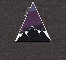 Galaxy Mountain Unisex T-Shirt