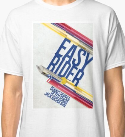 Easy Rider Movie Poster Classic T-Shirt