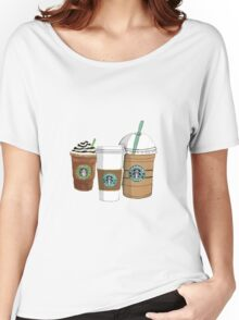 Starbuck's Biggest Fan Women's Relaxed Fit T-Shirt