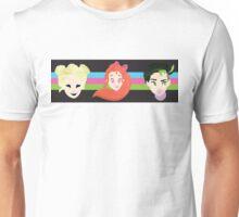 Superhero Sisters Unisex T-Shirt