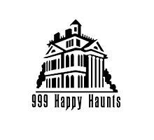 999 Happy Haunts Photographic Print