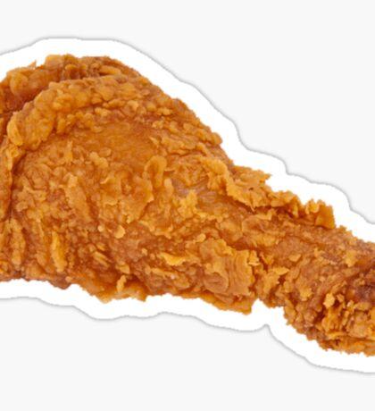 Fried Chicken Wing  Sticker