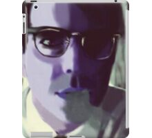 Smokingly Abstract iPad Case/Skin