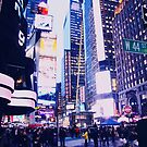 Times Square by Amped