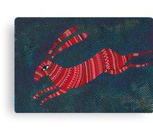 Eastern bunny Canvas Print