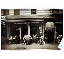 Caffe Reggio   Poster