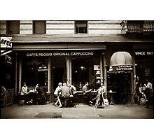 Caffe Reggio   Photographic Print