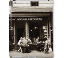 Caffe Reggio   iPad Case/Skin
