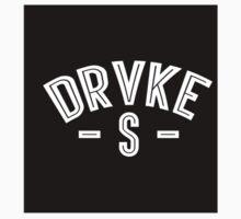 DrakeVsEverybody Condensed Logo Kids Tee