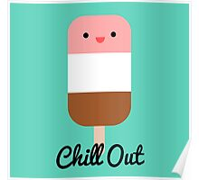 Chill Pop Poster