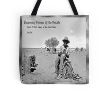 Discovering Westerns at the Metcalfe Tote Bag