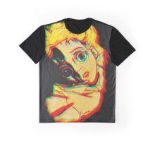 Metropolis Tima Cyborg Trip Graphic T-Shirt