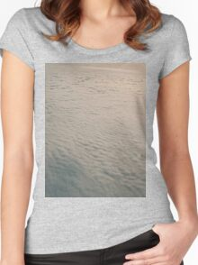 cloudcarpet - one Women's Fitted Scoop T-Shirt