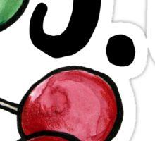 Cherry Pi Day  Sticker