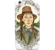True Grit iPhone Case/Skin